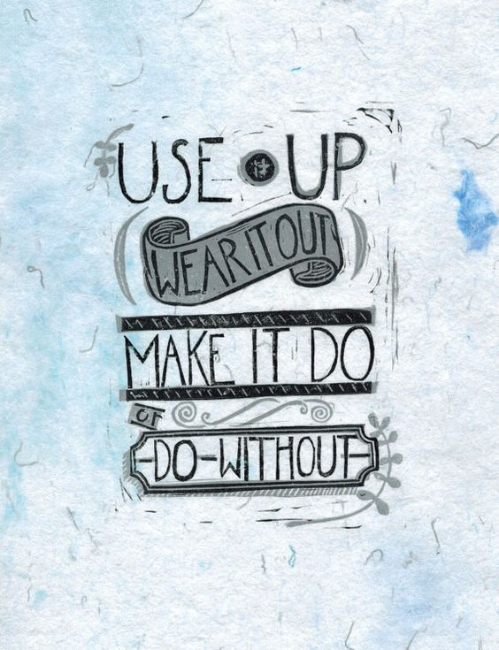 use it up